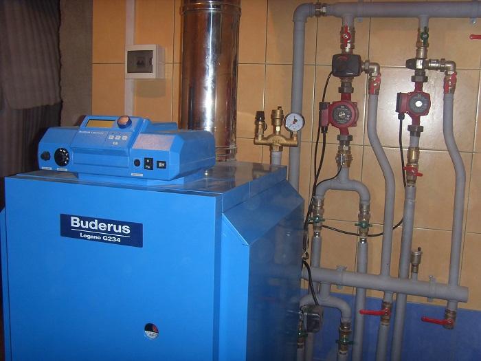 газовое оборудование для котельной в казахстане