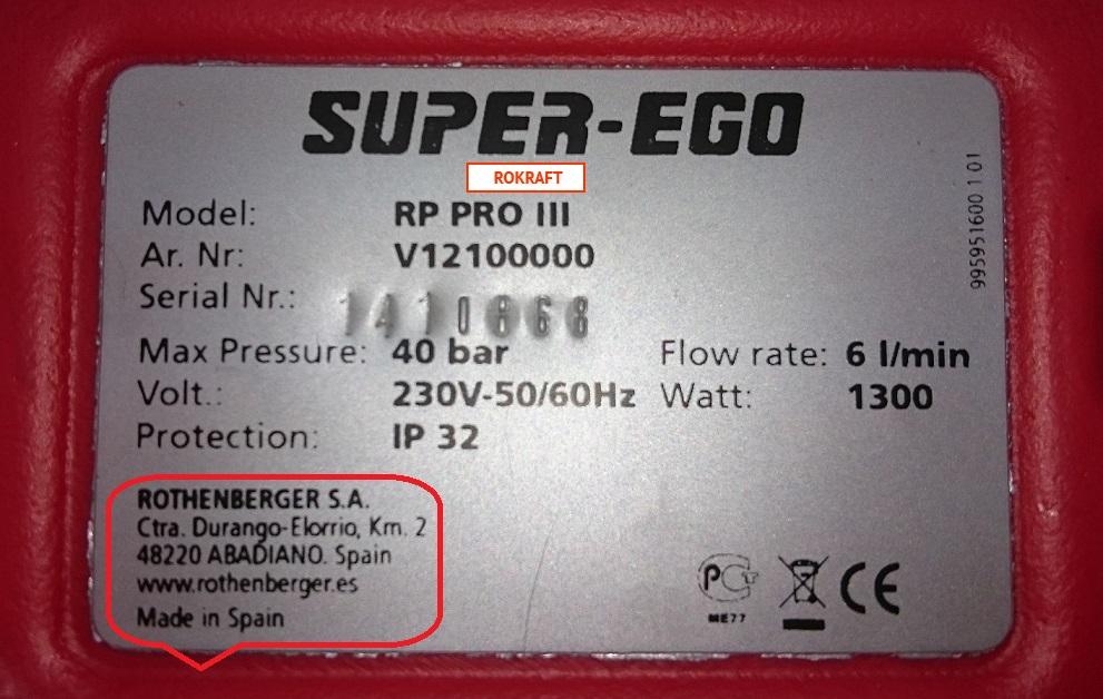 super ego spain